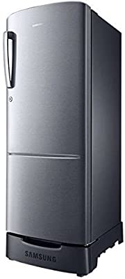 Samsung RR22K287ZS8 Direct-cool Single-door Refrigerator (212 Ltrs, 5 Star Rating, Elegant Inox)