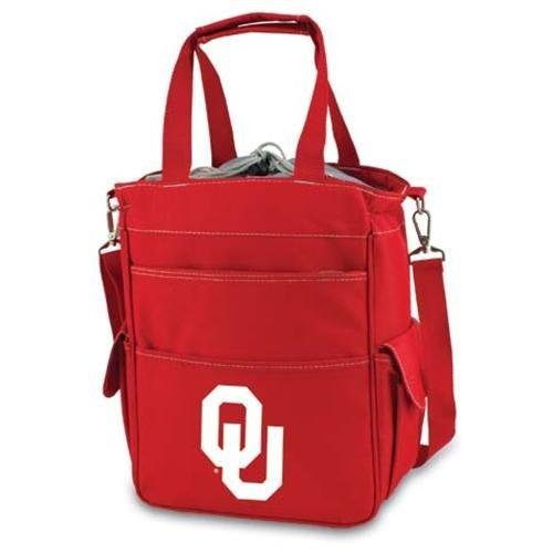 Oklahoma Activo Tote (Red) back-635994