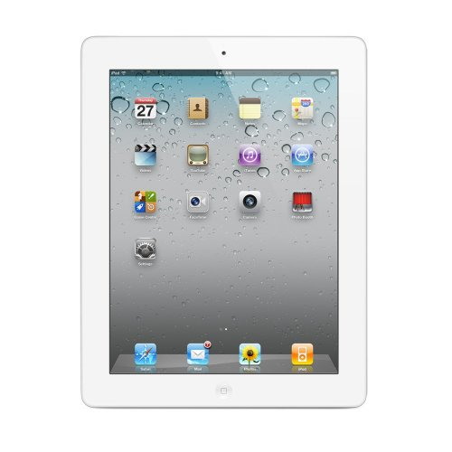 Apple iPad 2 with Wi-Fi + 3G (AT&T, White, 16GB)