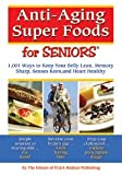 img - for Anti-Aging Super Foods For Seniors book / textbook / text book
