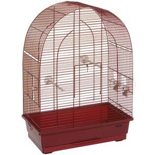 Vogelkäfig für Wellensittiche Größe 45x28x64cm