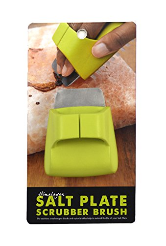 Charcoal Companion CC4108 Salt Block Cleaning
