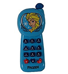 Parteet Musical Frozen Phone with Lights for Kids