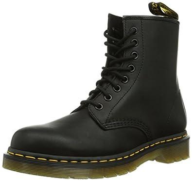 Dr. Martens 1460Z DMC G-B Damen Stiefel, schwarz (Black), 36 EU