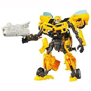 Transformers 3 La Face Cachée de la Lune - Bumblebee Autobot - Mechtech - Deluxe - Level 2 - 15 cm