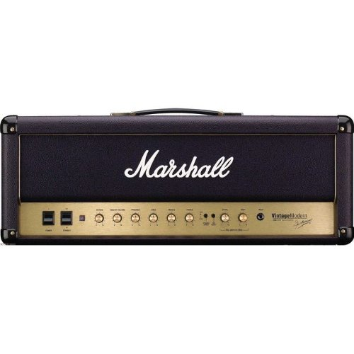 Marshall 2466B Vintage Modern Series 100-Watt Tube Amp Head - Black