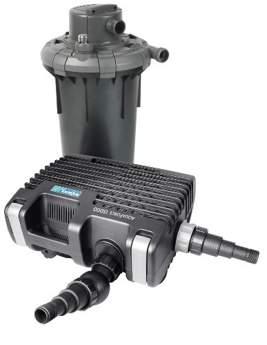 Hozelock Ecoclear 8000 Pond Pump and Filter