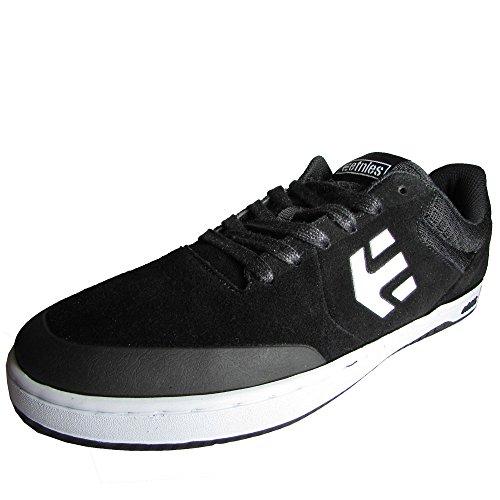 Etnies Men's Marana Skate Shoe,Black,13 D US