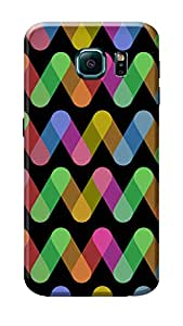 Samsung Galaxy S6 Edge Back Case KanvasCases Premium Designer 3D Printed Lightweight Hard Cover