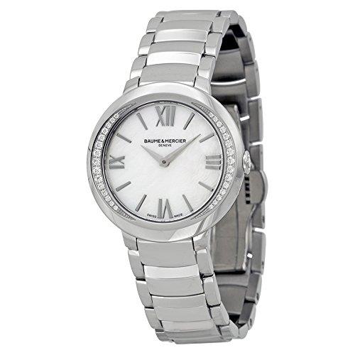 baume-et-mercier-promesse-mother-of-pearl-dial-stainless-steel-ladies-watch-10160