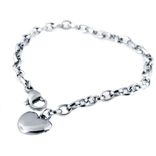 Jstyle Jewelry Women's Stainless Steel Chain
