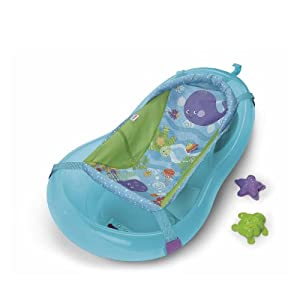 Fisher-Price Aquarium Bathtub