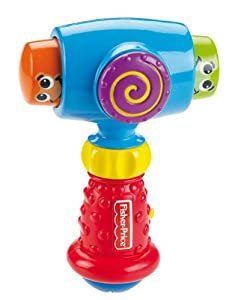 Fisher Price - Martillo risitas (Mattel)