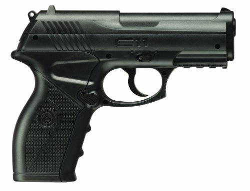 Crosman C11 CO2-Powered .177 Pistol (Gas Airsoft Guns compare prices)