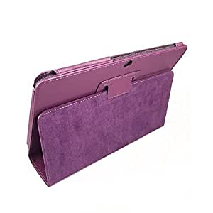 "Leather Stand Case Cover For Samsung Galaxy Tab 2 10.1""GT-P5100 P5110 P5113-PU"