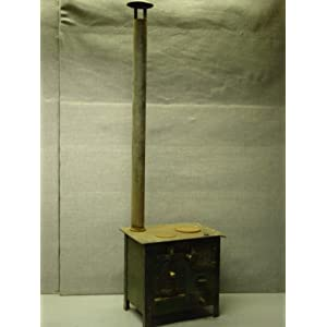 Weso Wood Stove