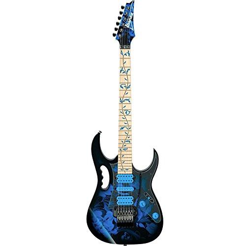 Ibanez JEM77P BFP Steve Vai 2015 Blue Floral Electric Guitar