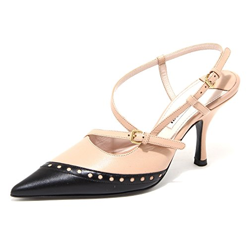 56387 decollete donna MIU MIU scarpe shoes women [36.5]