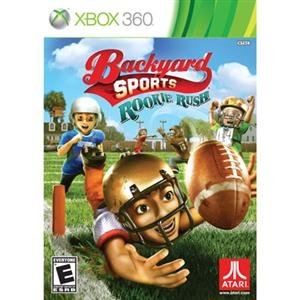 NEW Backyard Sports Football X360 (Videogame