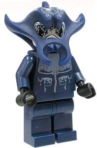 Manta Warrior - LEGO Atlantis Minifigure