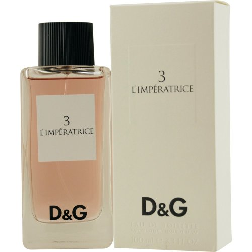 D&G 3 L'IMPERATRICE EDT 100ML