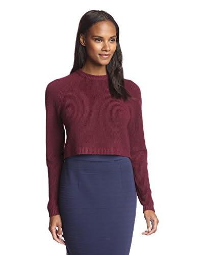 Ronny Kobo Women's Antonina Crop Sweater