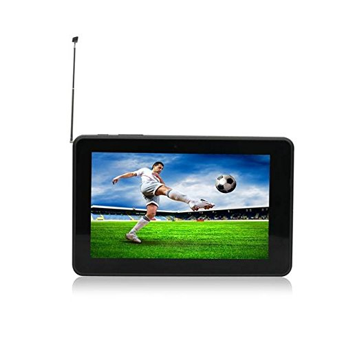 Iview Suprapad Iview-780Tpc 7.0 Inch Cortex-A9 1.5Ghz/ 1Gb Ddr3/ 8Gb Flash/ Android 4.2.2 Jelly Bean Tablet, Black