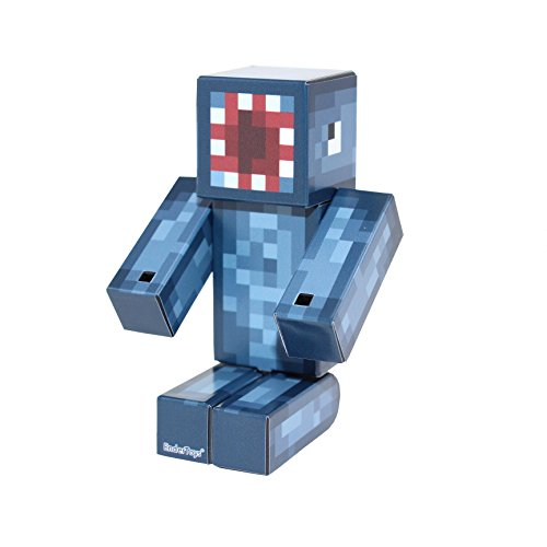 Squid Pixelaction Figure by EnderToys - un Giocattolo di Plastica