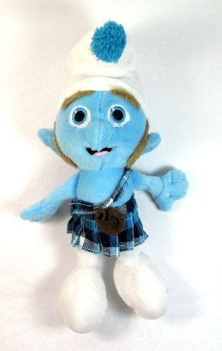 The Smurfs 2 Plush- Gutsy Smurf