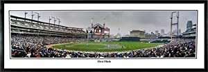 Detroit Tigers - First Pitch - Opening Game at Comerica Park 13.5 x 39 Panoramic... by Everlasting+Images+Rob+Arra