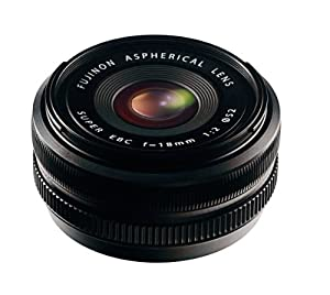 Fujifilm XF 18mm F2.0 Lens