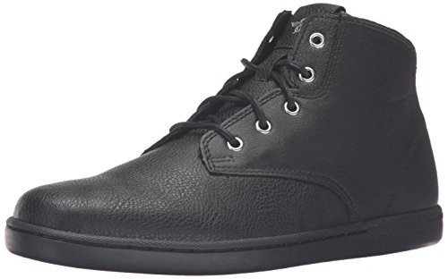 Creative Recreation Men's Vito Fashion Sneaker, Black, 8.5 M US