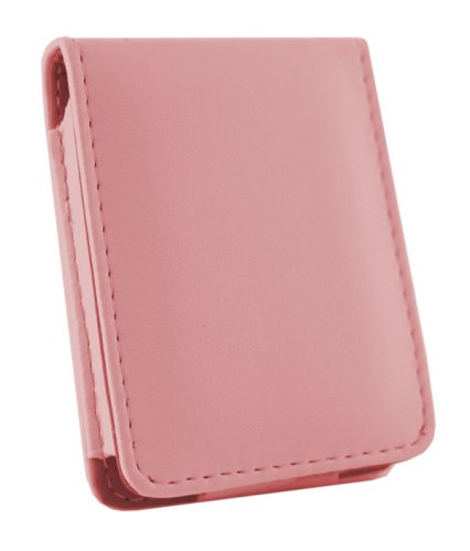 KIICKS iPod nano 3rd Gen Leather Flip Case Colour PINK