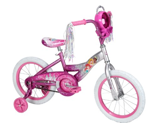 Huffy Bicycle Company Girl'S Disney Princess Bicycle, 16-Inch front-25465
