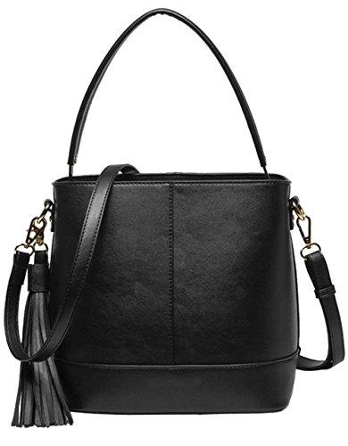 melie-bianco-darla-shoulder-bucket-bag-handbag-purse-black
