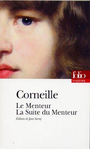 Menteur Suite Du Menteur (Folio Theatre) (French Edition)