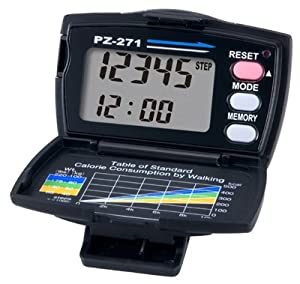 Yamax Yamasa Power Walker LITE PZ271 Accelerometer Pedometer