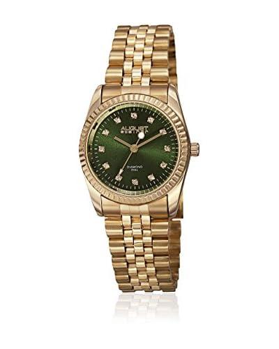 August Steiner Reloj de cuarzo AS8170GN Dorado 30 mm