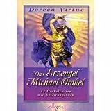 """Das Erzengel-Michael Orakel (Kartendeck): 44 Orakelkarten mit Anleitungsbuchvon """"Doreen Virtue"""""""