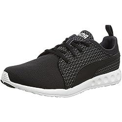 Puma Carson Runner Knit, Sneakers da Uomo, Blu (periscope-black 03), 43