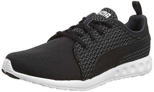 Puma Carson Runner Knit, Sneakers da Uomo, Blu (periscope-black 03), 42