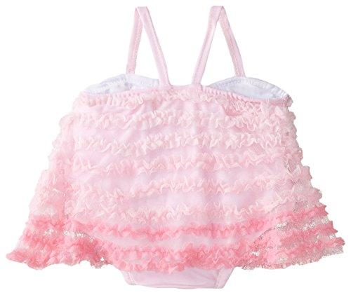 girls newborn one piece bathing suit blush bride 6 9 months toddler