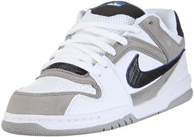 Nike Air Zoom Oncore 313661-113, Scarpe sportive uomo, Bianco (Weiss/white/black-medium grey), 41