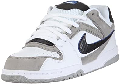 Nike Air Zoom Oncore 313661-113, Scarpe sportive uomo, Bianco (Weiss/white/black-medium grey), 41