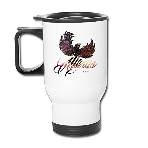 Alesana Ceramic Insulated Mugs Reusable Cups