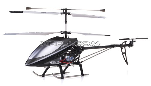 Co-axial Remote Control Rc Helicopter w/ Built