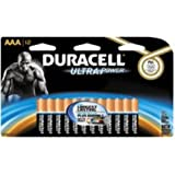 Duracell Coppertop Advanced Batteries with Duralock AAA - 12 Pack
