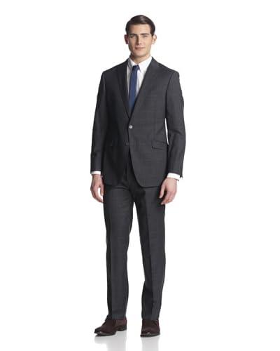 Giorgio Valentini Men's Glen Plaid Suit