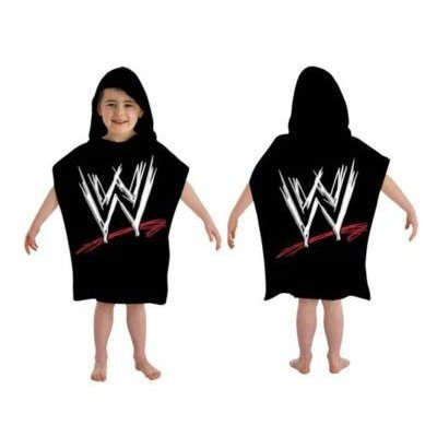 Kids/Childrens WWE Wrestling Towel,Hooded Poncho 100% cotton beach towel (60 x 120 cm)