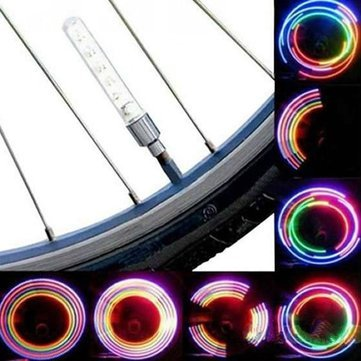 2-PCS-5-LED-8-Flashing-Bicycle-Valve-Light-Bike-Wheel-Light